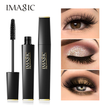 Mascara Eyelash-Extension IMAGIC Beauty Makeup Lengthening Long-Wearing Gold-Color 4D