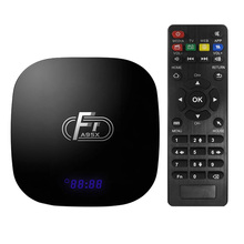A95X F1 Android 8.1 Tv Box Amlogic S905W Smart Tv Set Top Box Remote Control Quad Core Uhd 4K Vp9 H.265 1Gb / 8Gb 2.4G Wifi 100M недорого
