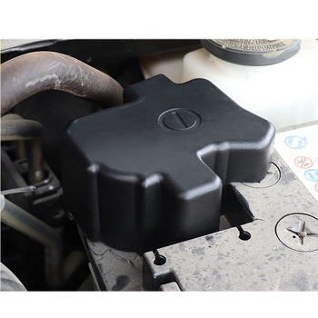 Car Battery Negative Protection Cover Engine Battery Protection Box For Toyota Camry 2018 2019 2020 Car Accessories image