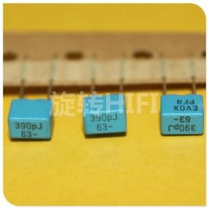 Image 1 - 20PCS NEUE EVOX PFR5 390PF 63V P5MM MKP 391/63V film EVOX RIFA PFR 391 390pF/ 63V 63V390pF 5% 63V391