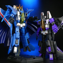 NEUE Transformation KBB Kubianbao MP11T Thundercracker MP11SW Skywarp Action Figur