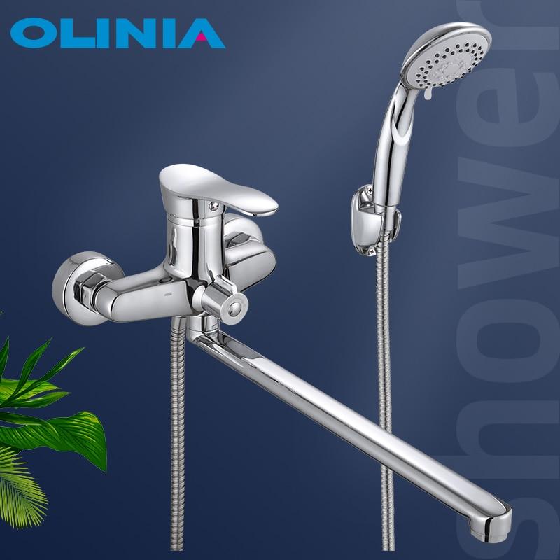 Bathtub Faucet Shower-Water-Mixer Olinia