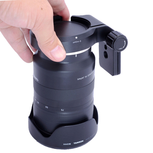 Image 3 - iShoot Lens Collar for Tamron 28 75mm F2.8 Di III RXD and Tamron 17 28mm F2.8 70 180mm Tripod Mount Ring Lens Adapter IS S135FE