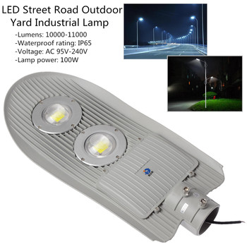 Big Sale LED Road Street Flood Light AC 95-240V 100W-150W IP65 LED Street Road Outdoor Yard Industrial Lamp Light Floodlight