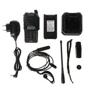 Image 2 - 2019 NEW High Power Upgrade Baofeng UV 9R plus Waterproof walkie talkie 10w for two way radio long range 10km 4800mah uv 9r plus