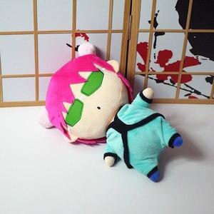 Image 3 - 1 Cái Mới Hoạt Hình Saiki Kusuo Không Nan Teruhashi Kokomi Anime Sang Trọng Búp Bê Đồ Chơi Cosplay Mềm Đồ Chơi Trẻ Em Quà Tặng Mềm Mại vỏ Gối Ôm