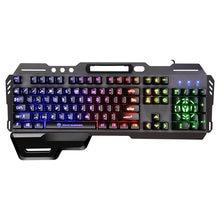 Игровая клавиатура имитирующая механическую клавиатуру 104 клавиши
