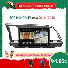 Car-Radio Android Hyundai Elantra Multimedia Video-Player Navigation Gps 64G 2 Threesome