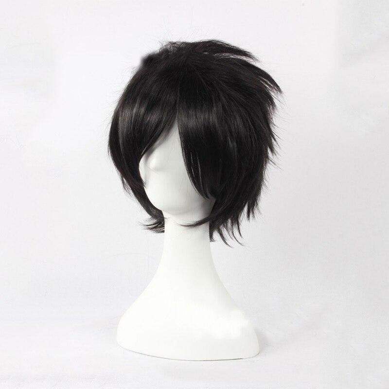 Аниме Феи хвост косплей парики парик Грея фуллбастера для косплея парик термостойкие искусственные волосы для париков Хэллоуин парик для костюмированной вечеринки