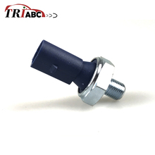Oil Pressure Sensor For AUDI A3 A4 A5 A6 A8 Q3 Q35 TT SEAT ALTEA EXEO SKODA OCTAVIA SUPERB VW CC EOS GOLF PASSAT TIGUAN 1.8 2.0L 20pcs interior door clips for passat b6 cc golf polo caddy tiguan touran eos a6 a8 tt oem 6q0 868 243 6q0868243