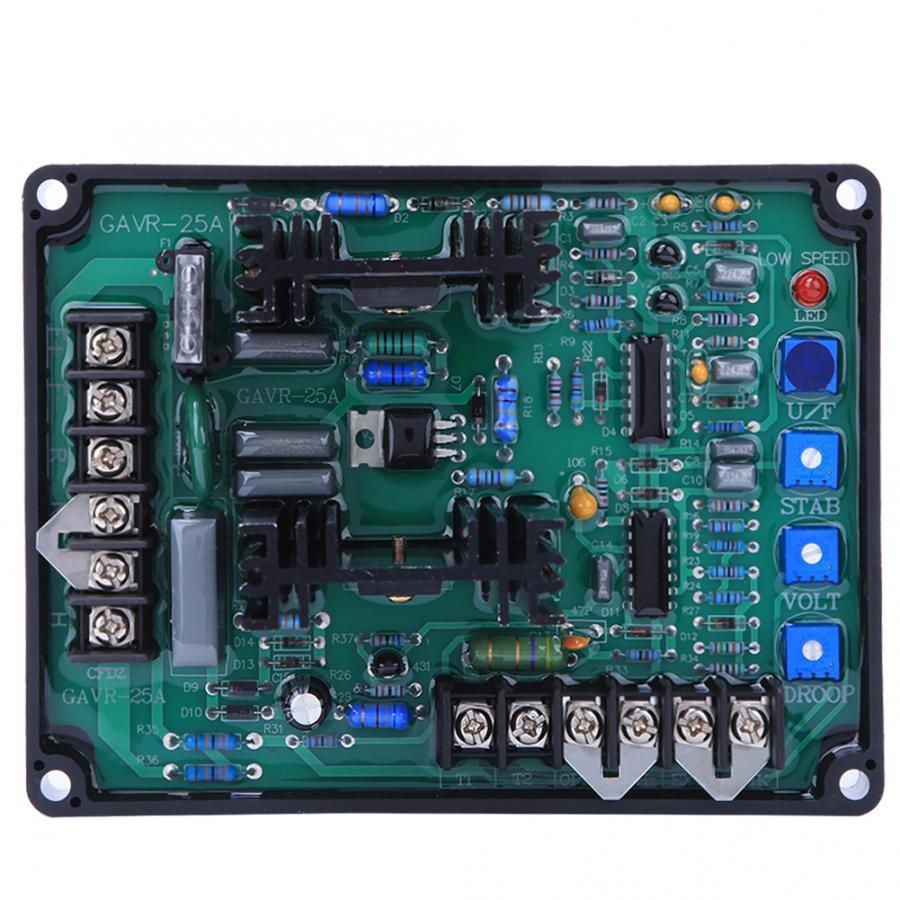 Regulador de tensão automático 1 fase 2