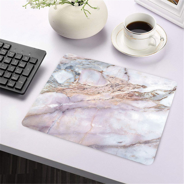 Marble Style Mousepad 3
