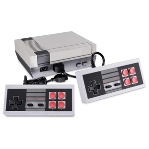 2020 New Classic Mini Retro Game Console Built-in 620 Games and 2 NES Classic Controllers AV Output Video Games for Kids Gift