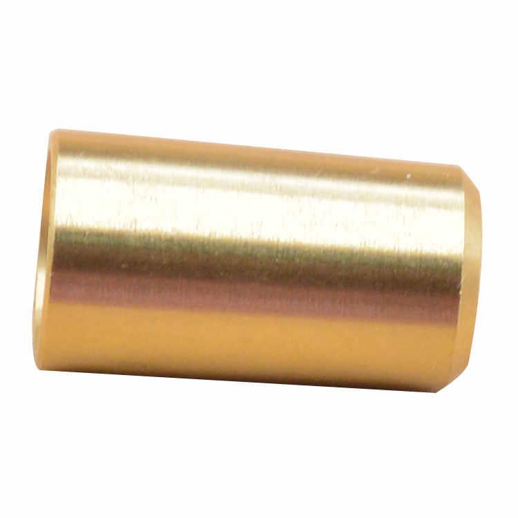 B10 khoan chuck liên kết thanh kẹp mũi khoan tay Đồng khớp nối B10 cần nối 3.17mm 4mm 5mm 6mm 6.35mm 7mm 8mm