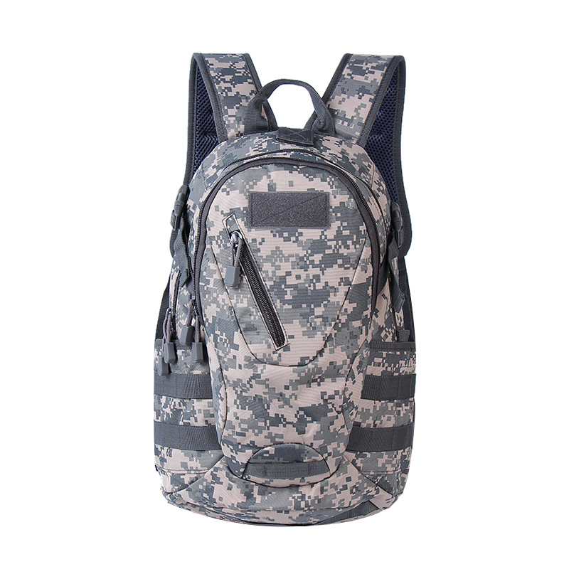 Army Fans Backpack Camping Outdoor Mountain Climbing Sports Shoulder Camouflage Backpack Tactical Backpack For Both Men And Wome
