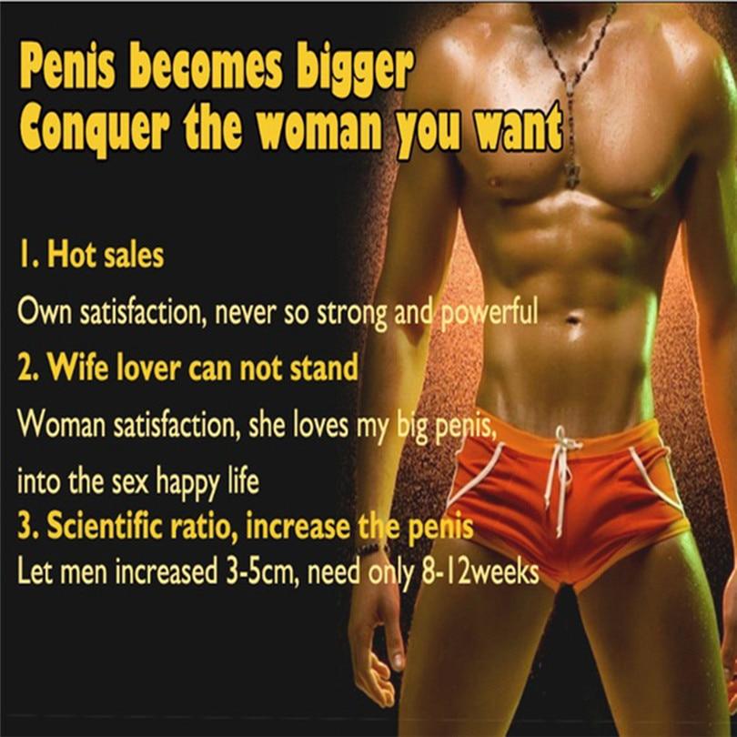 Penis Thickening Growth Man Big Dick Enlargment Liquid Cock Erection Enhance Men Health Care Enlarge Massage Enlargement Oils 1
