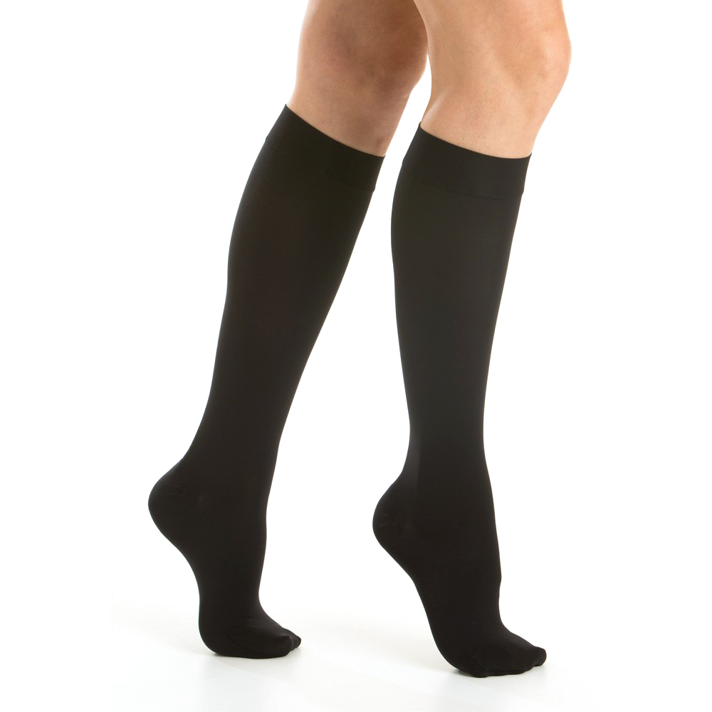 Knee High Compression Stockings Women Men,Extra Support 30-40 MmHg Socks, Medical Support Hose Treatment Varicose Veins Swelling