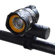 T6 LED Bike Front Light Zoomable Bicycle Headlight USB rechargeable bike lamp Safety Flash Light usb rechargeable bike head light cree xml t6 led waterproof front light night cycling safety flashing light for bike accessories