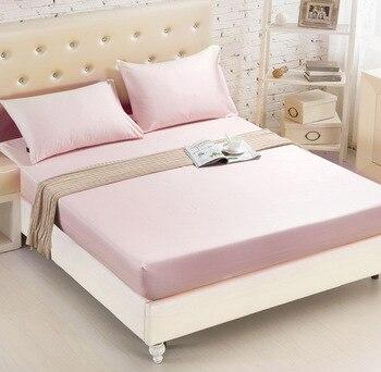 Protector de cama antiácaros y antipolvo, Funda de colchón de tamaño completo,...