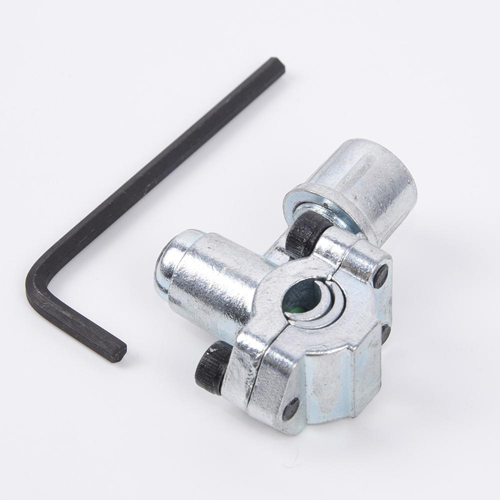 2019 Bullet Piercing Valve Line Tap Bpv31 Hvac Parts Seal Refridgerator Ac Part Fixing Tools Bullet Puncture High Quality Silver
