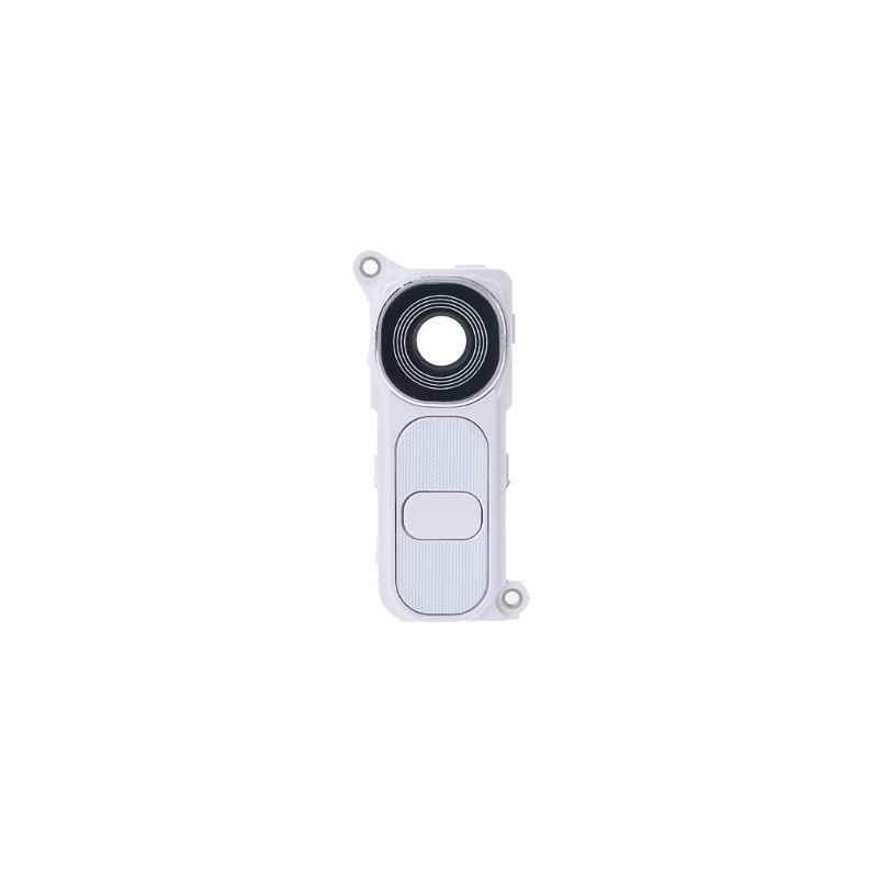 Arka kamera kılıfı cam Lens için LG G4 H810 H811 H815 VS986 LS991 arka kamera cam çerçeve yüksek kaliteli LX9A