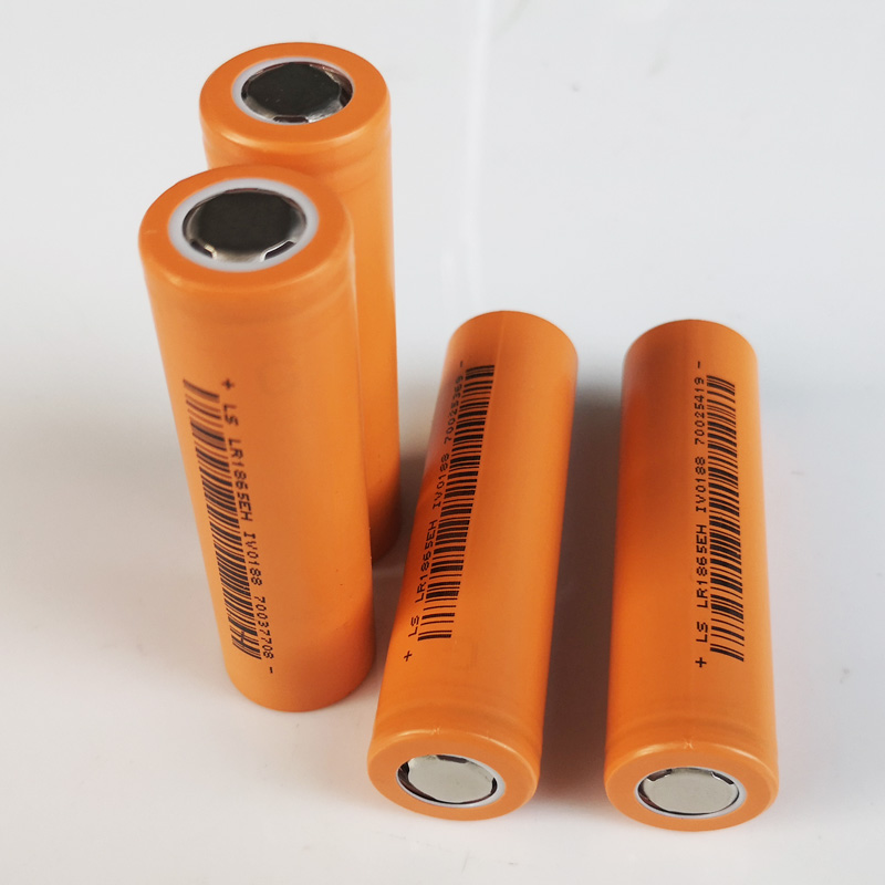 2-6pcs IFR 3.2V 18650 Rechargeable LiFePO4 Battery Cell 1500mah For Electric Bike E-bike Bus Led Solar Light