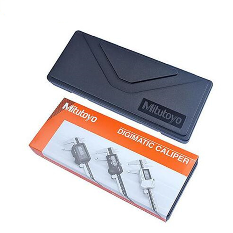 Mitutoyo-pied à coulisse à Vernier numérique LCD CNC, 8 pouces, 150 200 300mm, 500-196-20 mesure électronique en acier inoxydable