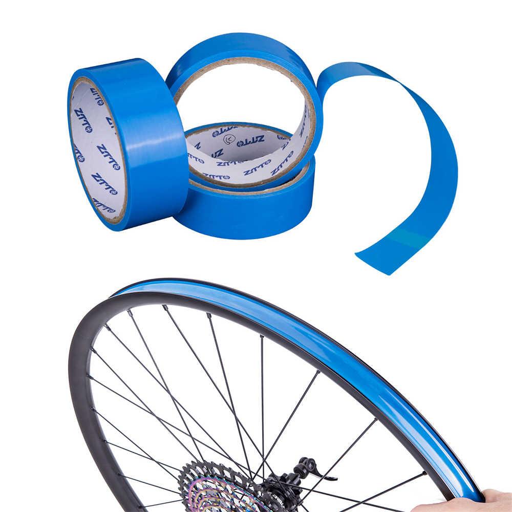 ZTTO rowerowa bezdętkowa taśma obręczowa s MTB Road Bike taśma obręczowa paski 10 metrów dla szerokości 16 18 21 23 25 27 29 31 33 akcesoria rowerowe