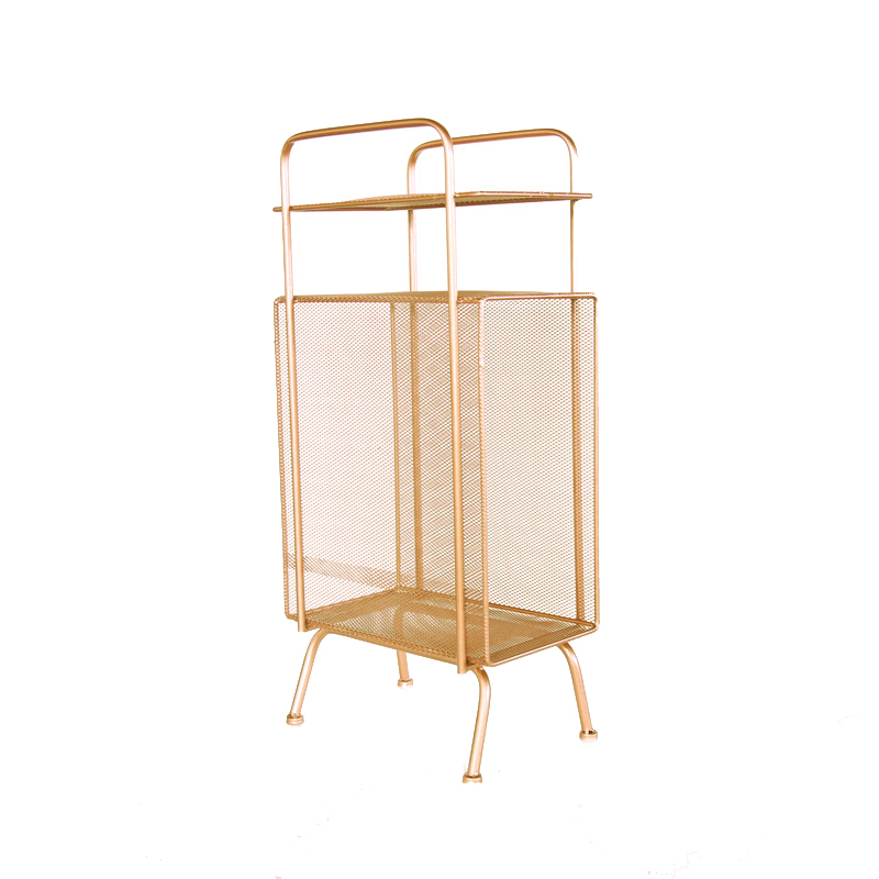 Ins Simple And Creative Small Bookshelf Storage, Floor Corner, Balcony, Living Room, Magazine Shelf