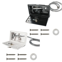 Shower-Box-Kit Faucet Caravan Motorhome Marine Camper RV For Boat with Lock-Includes