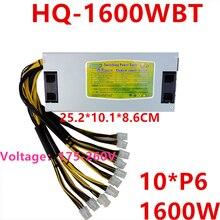 Блок питания для QIYI одноканальный 12V блок питания 10* P6 1600W блок питания HQ-1600WBT