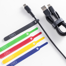 USB-устройство для намотки кабеля INIU, органайзер для домашнего провода, фиксированное управление проводами из поликарбоната, для наушников, ...