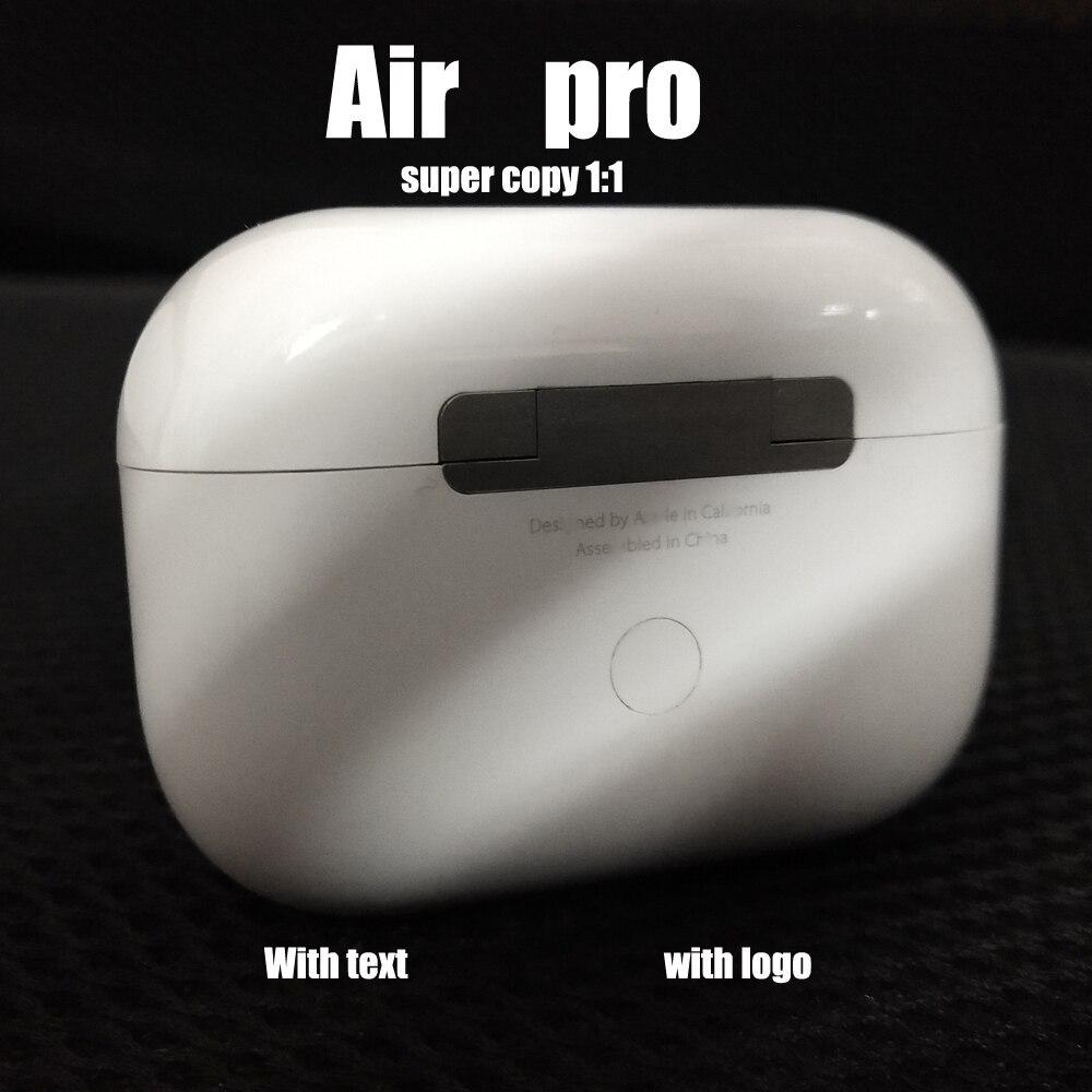 2020 nouveau remis à neuf 1: 1 Air Pro3 Bluetooth casque 8D Super basse dans l'oreille PK H1 I90000 I1000 I9000 I100000 Pro TWS mini