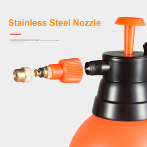 Image 4 - Pressurized high pressure spray bottle fine mist spray bottle watering flower car washing household scale disinfection cleaning