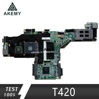 Für Lenovo ThinkPad T420 SWG Motherboard Laptop mainboard 63Y1997 04W1347 04W2049 63Y1812 63Y1705-in Motherboards aus Computer und Büro bei