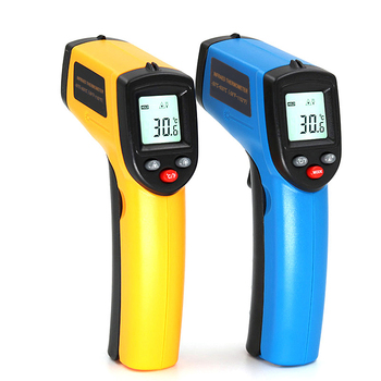 Infrared Thermometer, Non-Contact Digital Laser Infrared Thermometer Meter Temperature Gun -50°C to 380°C with LCD Display