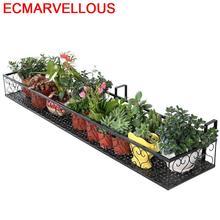 Decorer Mensole Per Fiori dekoracja zewnętrzna Metal Balkon salicagi wsparcie Plante Balcon kwiat balkonowy półka stojak na rośliny tanie tanio ECMARVELLOUS
