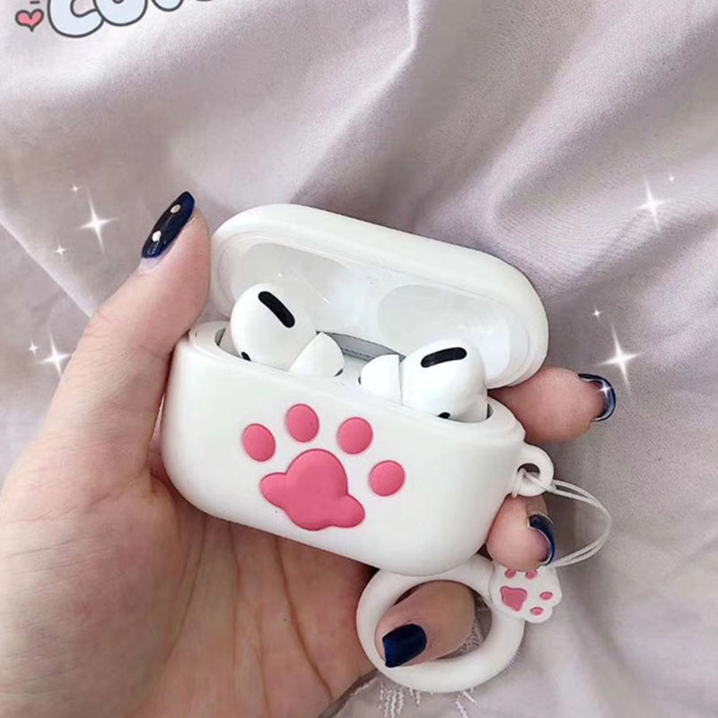 Cute 3D Silicone Case for AirPods Pro 157