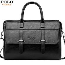 VICUNA POLO Men's Briefcase For 15.6