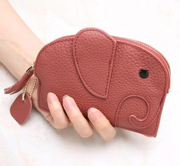 Wallet Case Leather Coin Purse Card Holder Cedit case