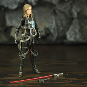 """Image 5 - SW 6"""" Jaina Sol Legends Action Figure The Black Series Toy Doll Model Collectable"""