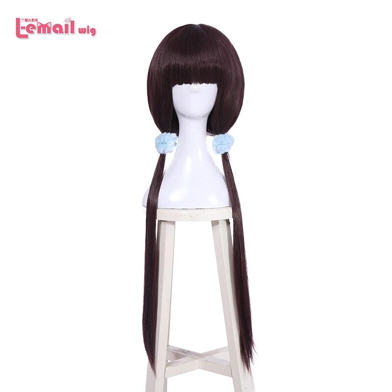 L-email Wig Blend S Cosplay Wigs Maika Sakuranomiya Kaho Hinata Hideri Kanzaki Mafuyu Hoshikawa Miu Amano Synthetic Cosplay Wig