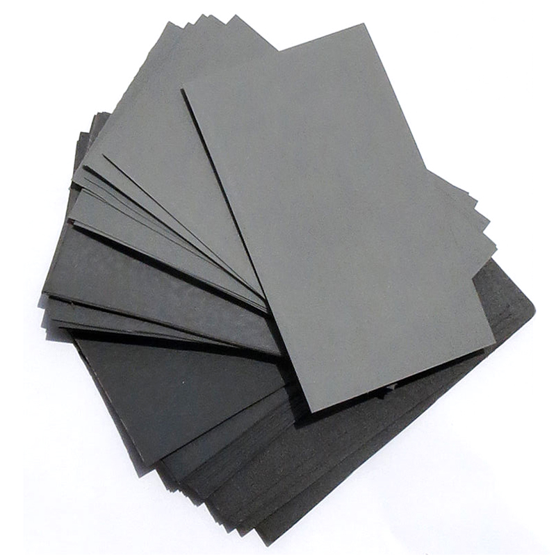 70pcs Wet Dry Sandpaper 600/800/1000/1200/1500/2000/2500 Grit Abrasive Paper Sheets For Sanding Wood Furniture Anti-blocking