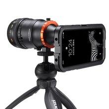 Ulanzi DOF Adapter E Mount Full Frame Camera Lens Smartphone SLR/DSLR & Cinema for iPhone Andriod Phones