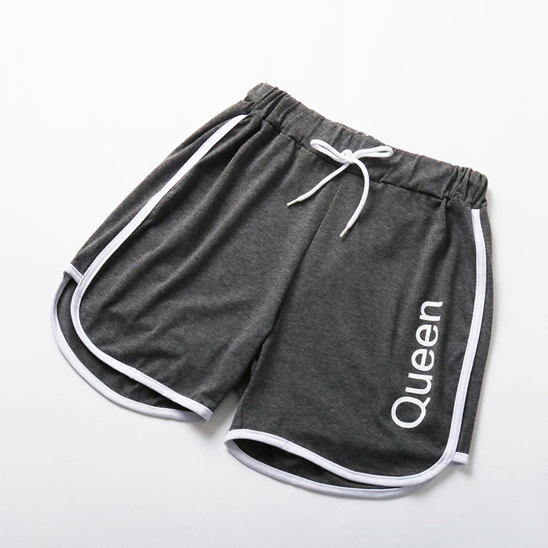 Outer Wear Casual Shorts Women 2020 New Loose Fit Slim Shorts Drop Shipping