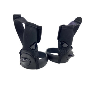 Image 5 - VR Controller Hülse Fall für OCULUS Quest/ Rift S VR Touch Controller Haut Grip Griff Pad Stoßfest Zubehör