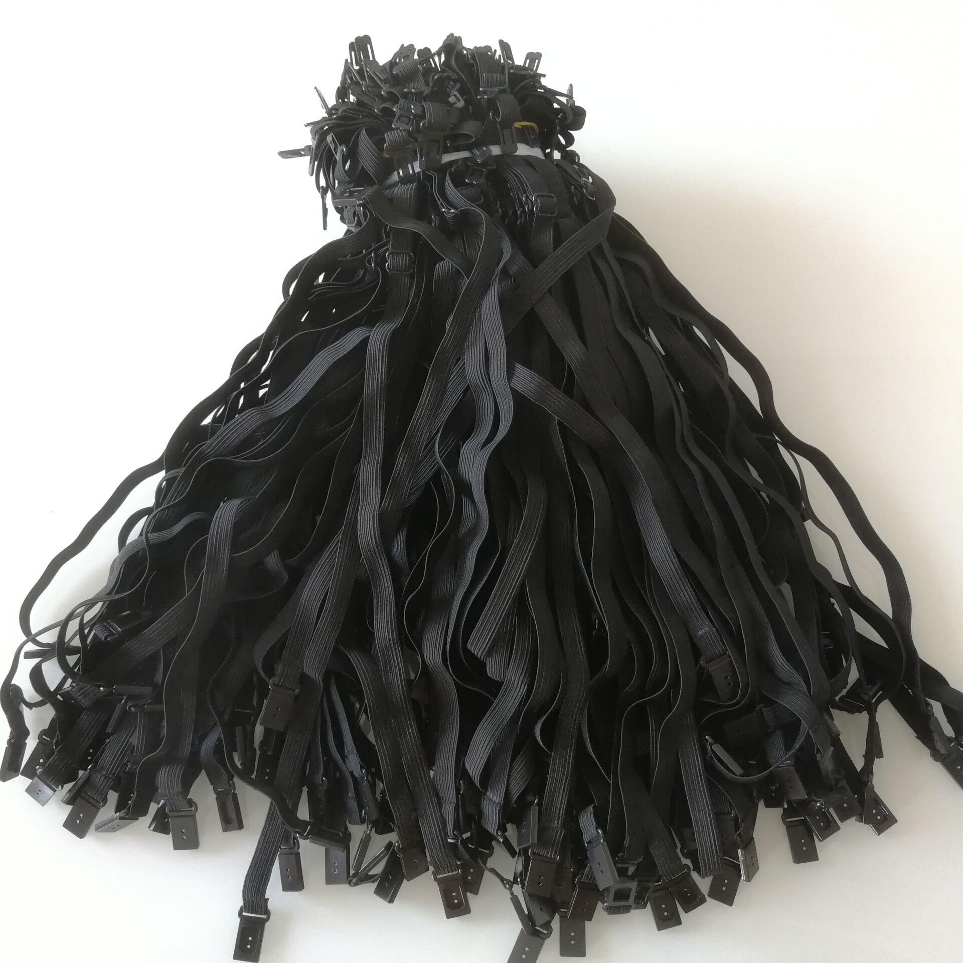 200PCS 2020 DIY 1cm Bow Tie Accessory For Adult Child Men Women Wedding Necktie Adjustment Rope Maximum Length 50cm Elastic Band