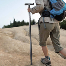 Многофункциональные трекинговые палки для выживания на природе