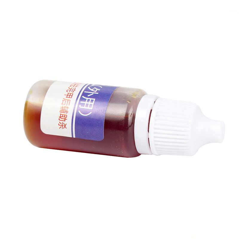 10ml רגל אנטי פטרייה מהות סרום להסיר פטרת הציפורניים תיקון טיפול נוזל בריאות טיפוח ציפורניים תיקון נוזל פתרון TSLM2
