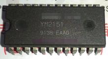 送料無料 10 個 YM2151 DIP24